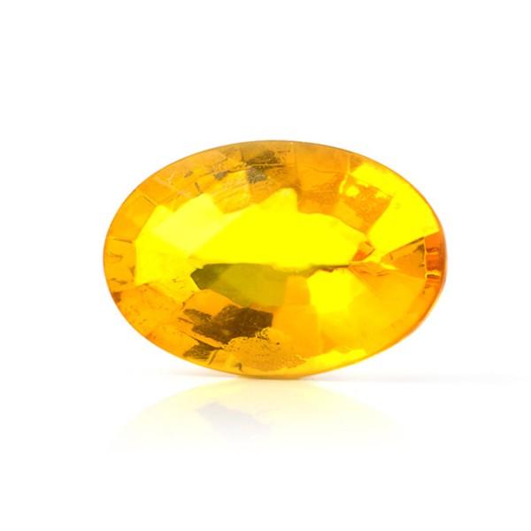 Bernstein (natur), goldfarben, facettiert, Schachbrett, diagonal, oval, 16x12 mm